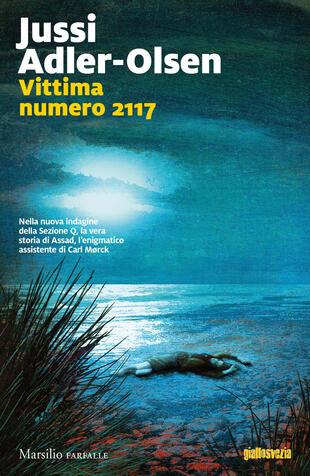 copertina Vittima numero 2117