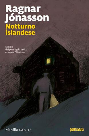 copertina Notturno islandese