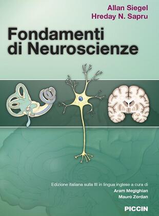 copertina Fondamenti di neuroscienze