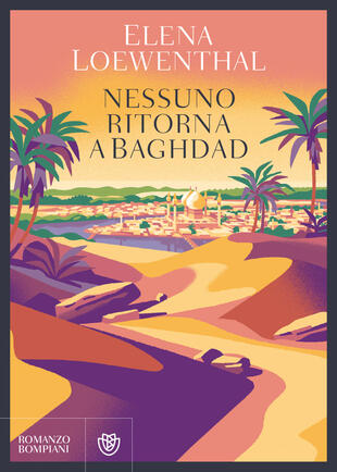 copertina Nessuno ritorna a Baghdad
