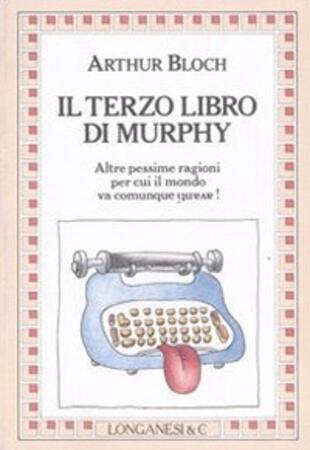 copertina Il terzo libro di Murphy