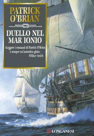 copertina Duello nel Mar Ionio