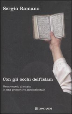 copertina Con gli occhi dell'Islam