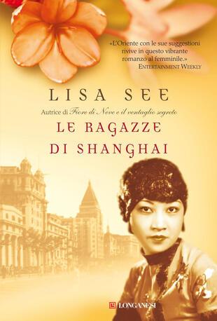 copertina Le ragazze di Shanghai