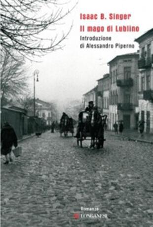 copertina Il mago di Lublino