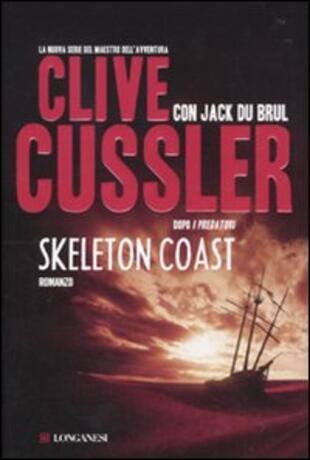 copertina Skeleton Coast