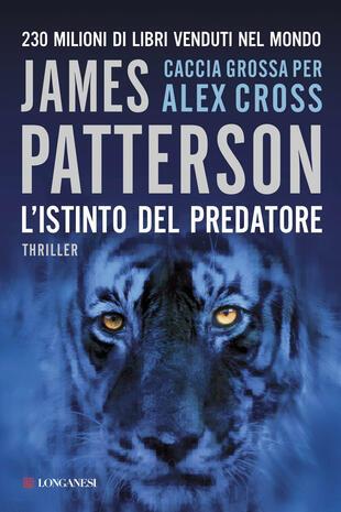 copertina L'istinto del predatore