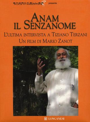 copertina ANAM IL SENZANOME (+DVD)