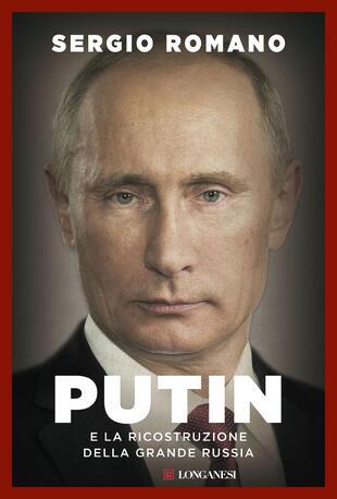 copertina Putin