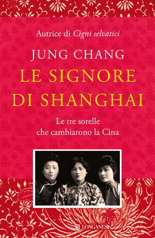 copertina Le signore di Shanghai