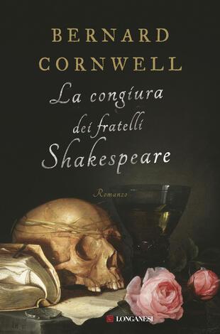 copertina La congiura dei fratelli Shakespeare