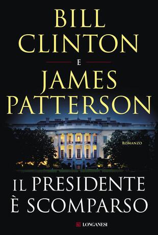 copertina Il presidente è scomparso
