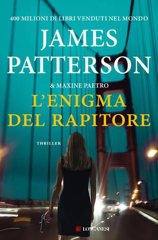 copertina L'enigma del rapitore