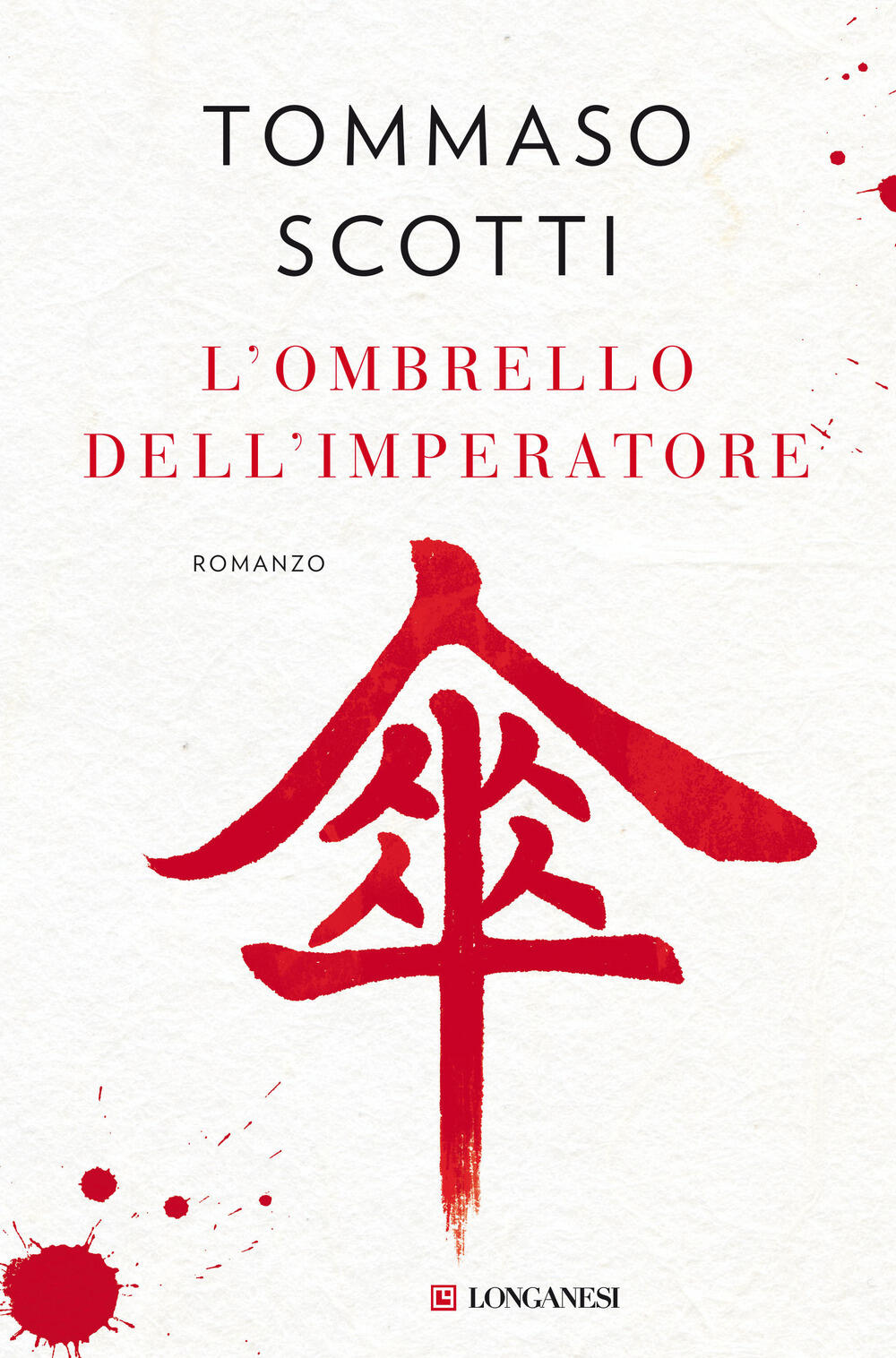 """L'ombrello dell'imperatore"""" di Tommaso Scotti - Cartonato - LA GAJA SCIENZA  - Il Libraio"""
