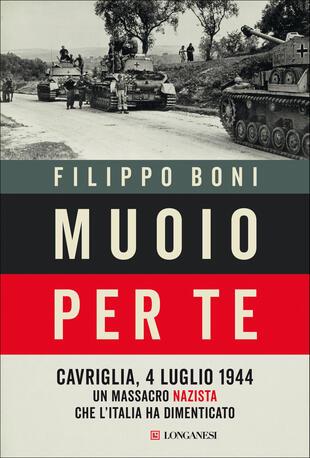 Evento digitale: Filippo Boni in diretta con il Libraccio