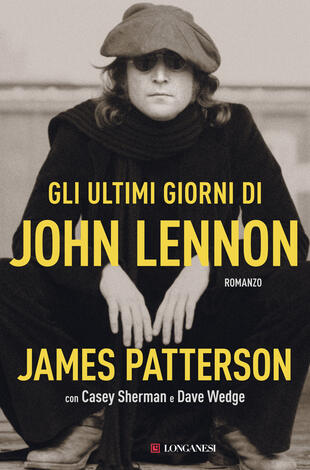 copertina Gli ultimi giorni di John Lennon