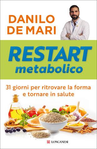 copertina Restart metabolico