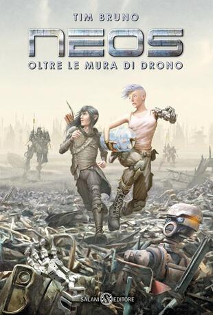 copertina NEOS Oltre le mura di Drono
