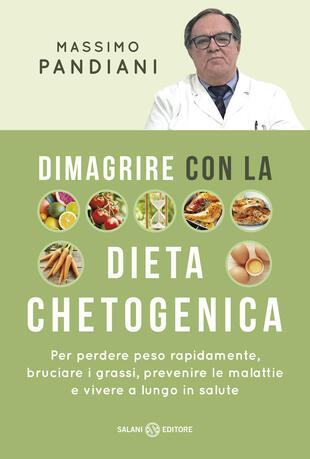 copertina Dimagrire con la dieta chetogenica