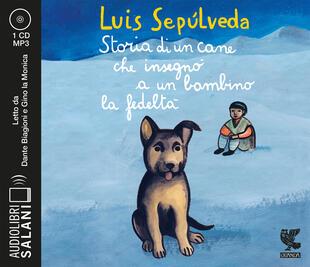 copertina Storia di un cane che insegnò a un bambino la fedeltà