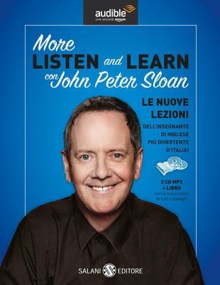 copertina More listen and learn