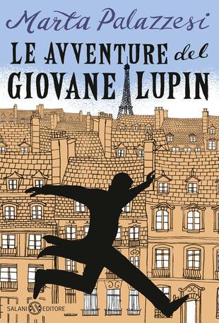 copertina Le avventure del giovane Lupin