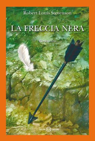 copertina LA FRECCIA NERA