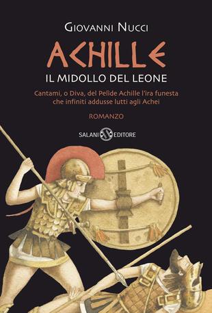 Giovanni Nucci presenta 'Achille' con Annarita Veraldo su Instagram