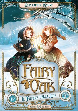 copertina Fairy Oak 3 Il potere della luce