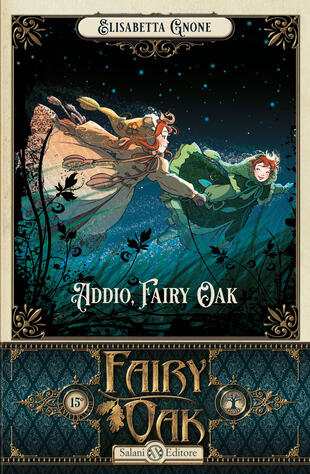copertina Fairy Oak - Addio, Fairy Oak (vol. 7)
