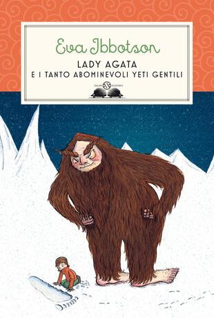 copertina Lady Agata e i tanto abominevoli yeti gentili