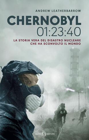 copertina Chernobyl 01:23:40 - Edizione italiana