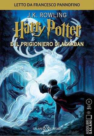 copertina Harry Potter e il Prigioniero di Azkaban