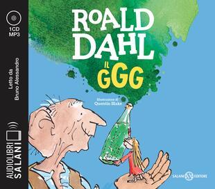 copertina Il GGG Audiolibro CD