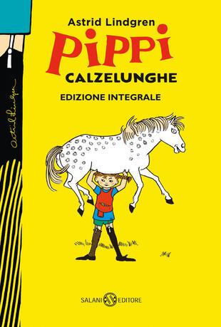 copertina Pippi Calzelunghe - ed. 75 ANNI
