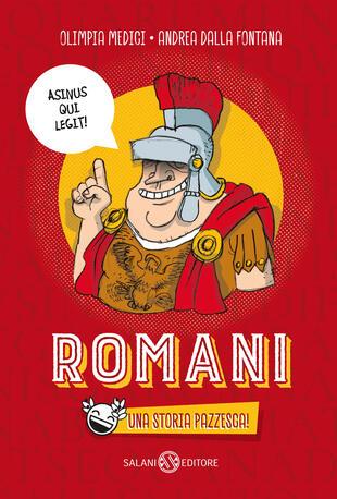 copertina Romani