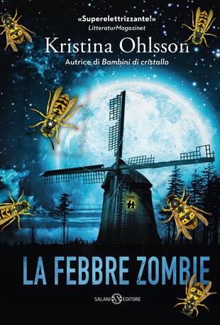 copertina La febbre zombie