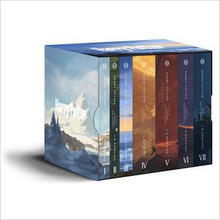 copertina Harry Potter - La serie completa - Ed. copertine De Lucchi