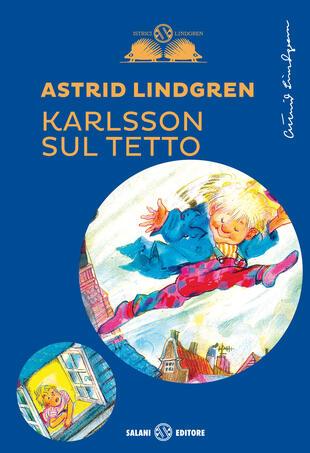 copertina KARLSSON SUL TETTO