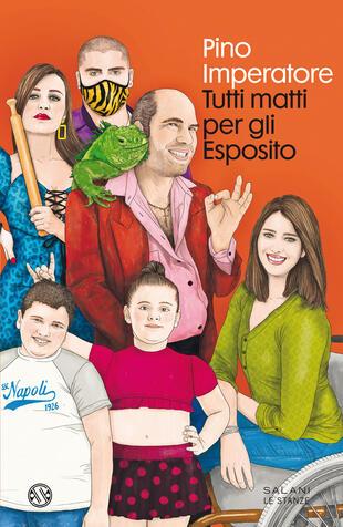 Pino Imperatore presenta 'Tutti matti per gli Esposito' a Napoli