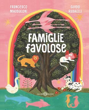 Francesco Maddaloni e Guido Radaelli presentano Famiglie favolose in diretta Instagram con 7 Corriere