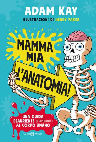 copertina Mamma mia l'anatomia