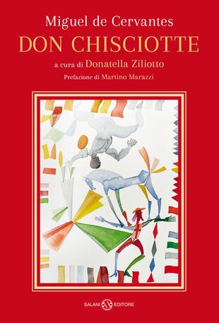 copertina Don Chisciotte