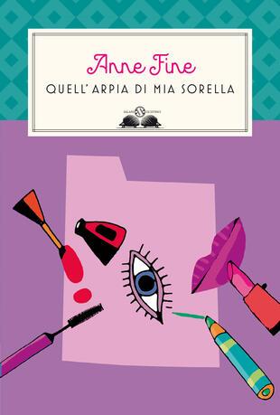 copertina QUELL'ARPIA DI MIA SORELLA