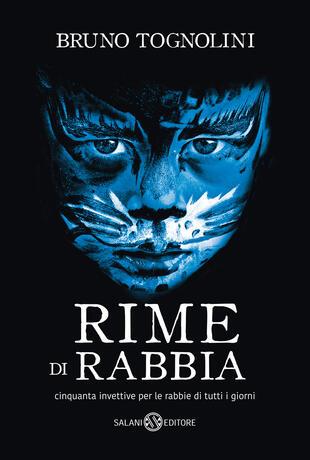 copertina RIME DI RABBIA