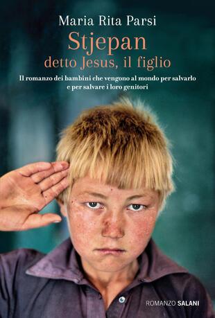 copertina Stjepan detto Jesus, il figlio