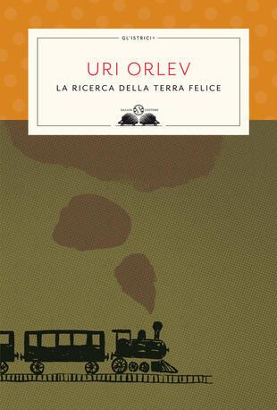 copertina LA RICERCA DELLA TERRA FELICE