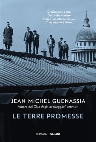 copertina Le Terre promesse