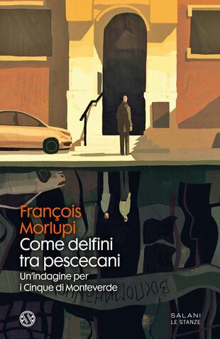 François Morlupi alla libreria Hoepli di Milano