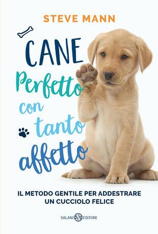 copertina Cane perfetto con tanto affetto